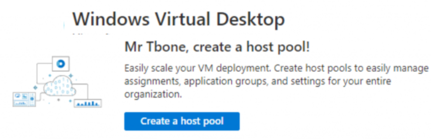 Windows Virtual Desktop waltzing in to Azure